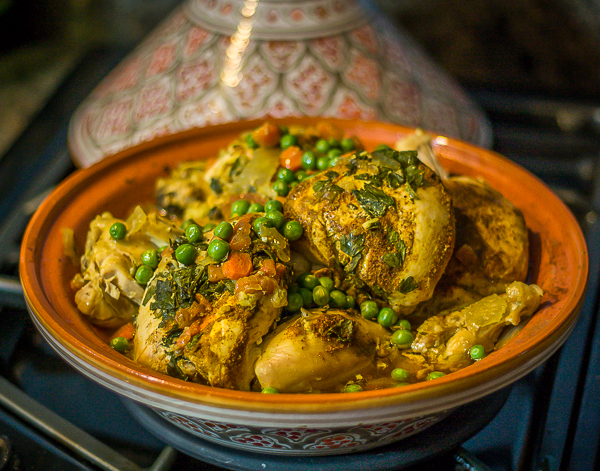 About Moroccan cuisine & food